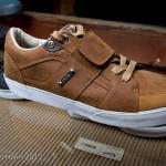 Tan Dice Shoe