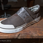The Concubine Slip-on Shoe looks a lot like my favorite pair of Pumas, but is SPD compatible.