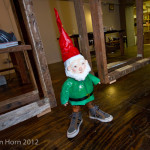 This gnome is hilarious.