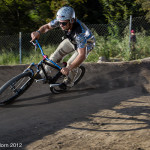 I was having a hard time getting the focus dialed when Mikey railed this turn- he was going so fast.