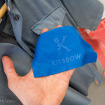 Sunglass wipe featured in the Kitsbow wool polo