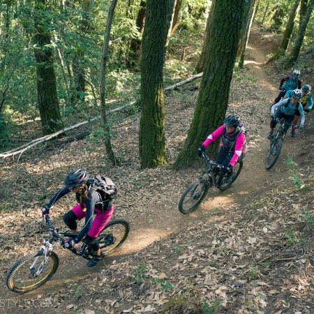 image for The Inga Chronicles: BTCEB Ride Like a Girl at Skeggs Point