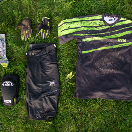 image for Review: IXS Sever Shorts & Evus Jersey