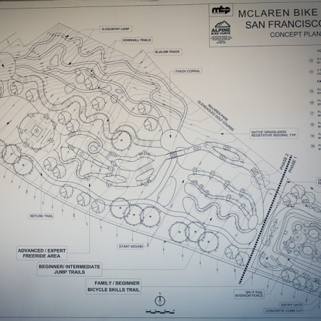 image for MBP DIG: Fundraiser for the McLaren Bike Park