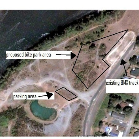 image for Possible new bike park in Castle Rock, Washington- Action Needed