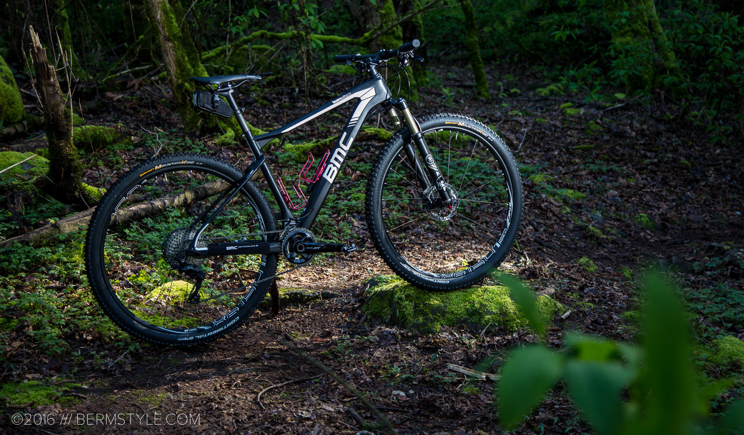 "bmc teamelite 29"" hardtail mountain biking"