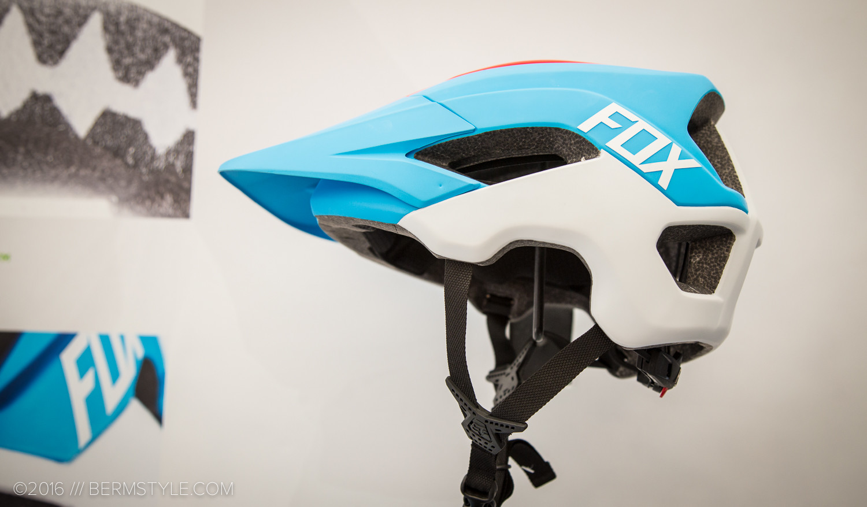 Fox Metah Trail riding helmet
