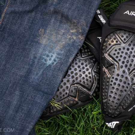 image for Review: Leatt Airflex Pro Knee Guard and Airflex Glove