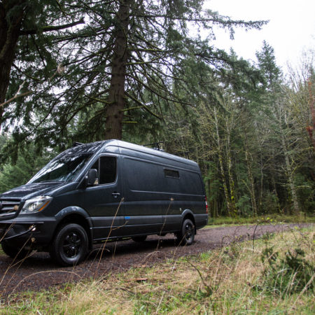image for Dream Van Test Drive: the Outside Van Rainmaker