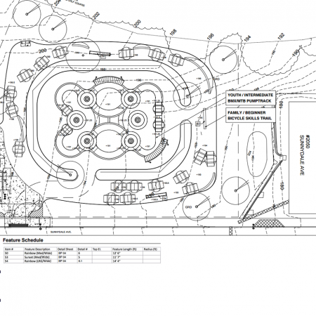 image for McLaren Bike Park SF, CA Update: Construction Documents out to Bid