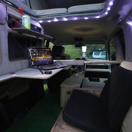 image for Honda Element Micro Camper by Fifth Element Camping