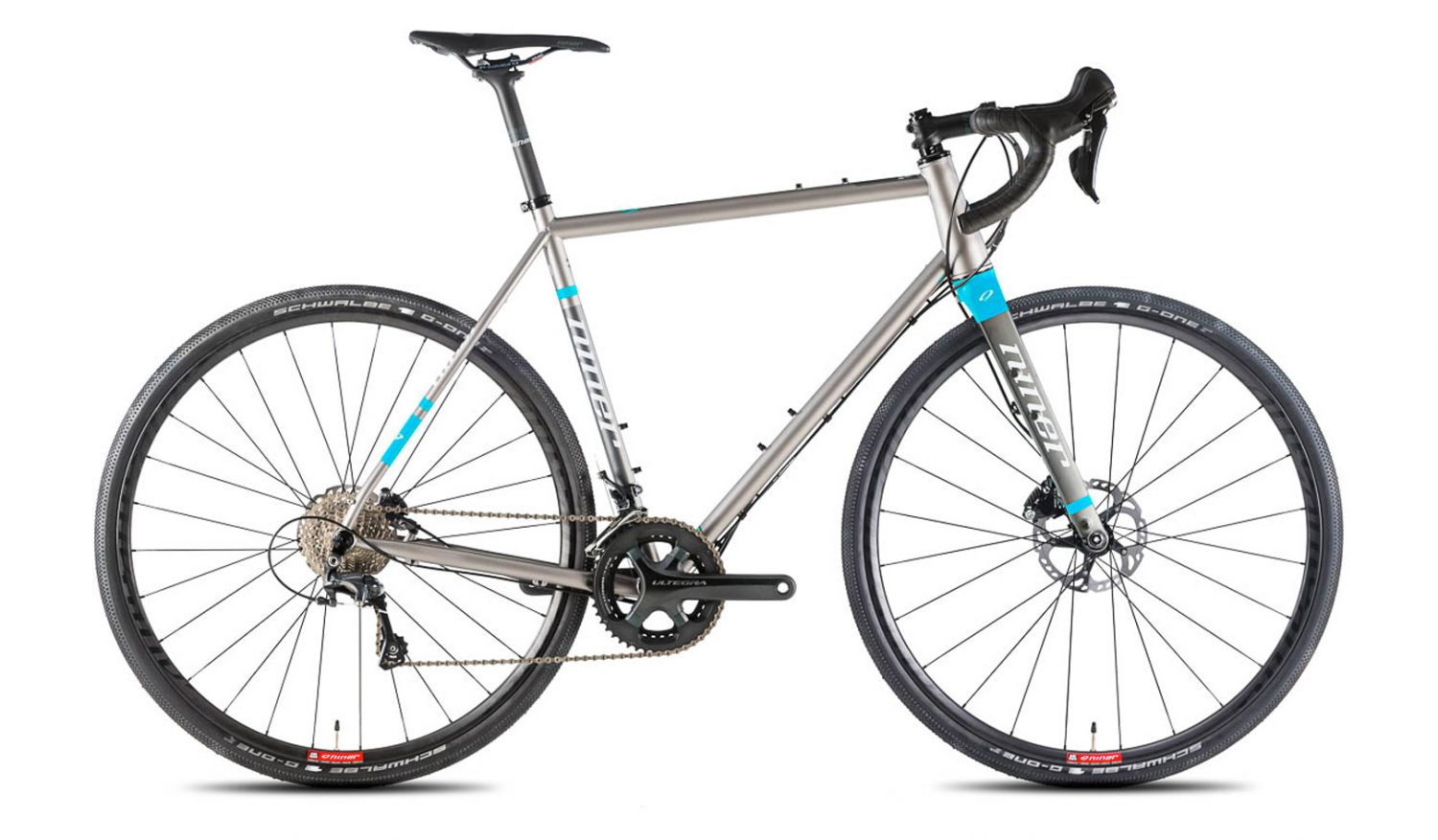 niner rlt 9 steel road bike