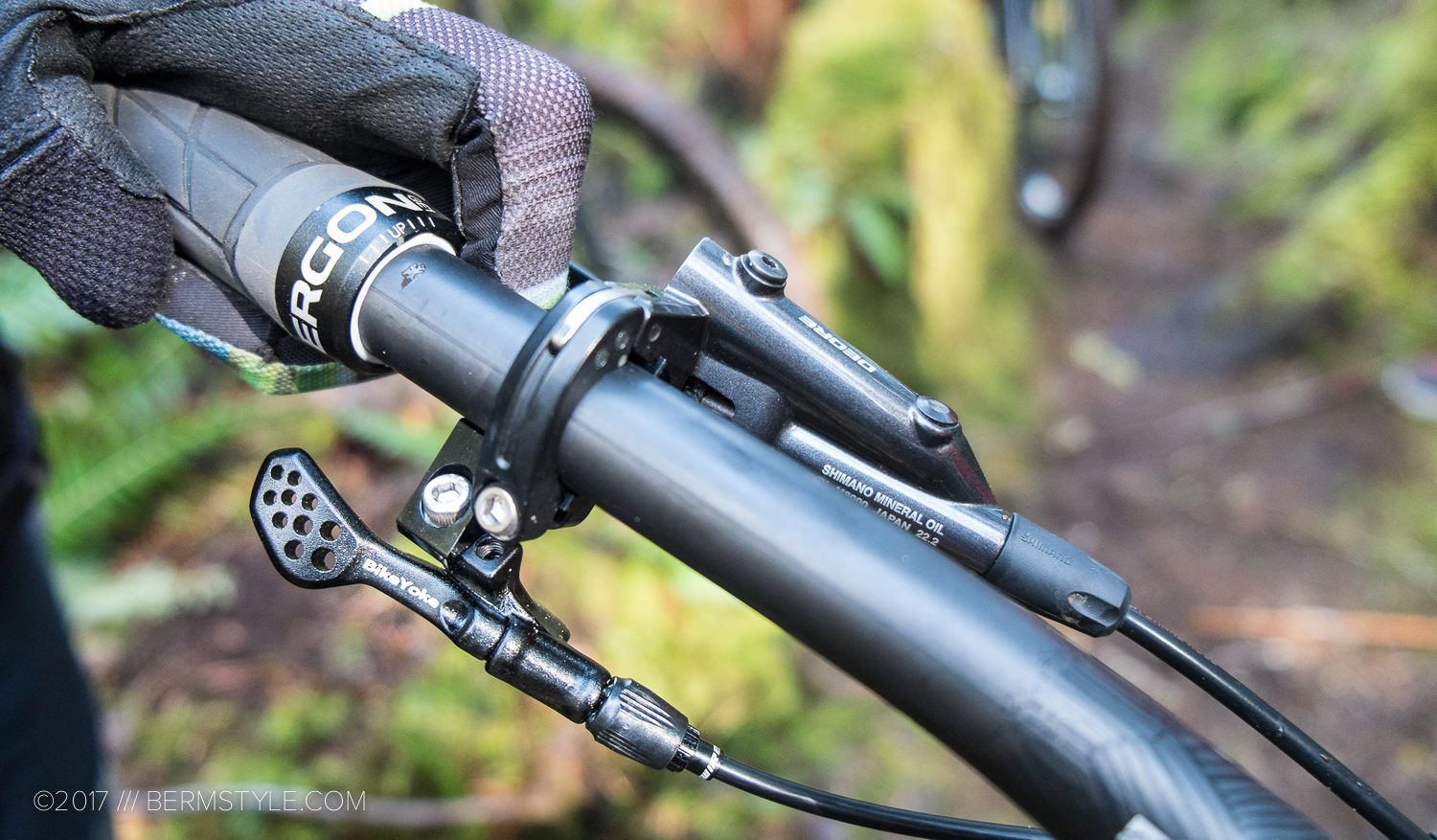bikeyoke revive seatpost
