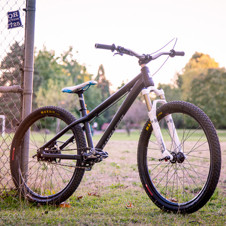 image for Santa Cruz Jackal Dirt Jumper Custom Build