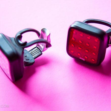 image for Review: Knog Blinder LED Lights