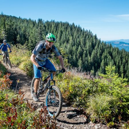 image for Riding the Tarbell Trail Loop at Cold Creek