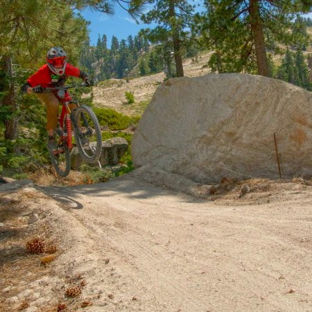 image for Snow Valley is SoCal's Newest Ski Lift Served MTB Destination