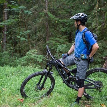 image for Showers Pass MTB Collection Review: Hi-Line and Apex Merino Shirts and Cross Country Shorts