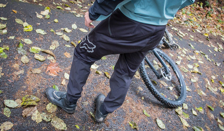 Fox Racing 2020 Ranger 3L Water Pant Black
