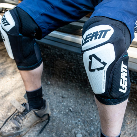 image for Leatt 3DF 6.0 Knee Guards Review