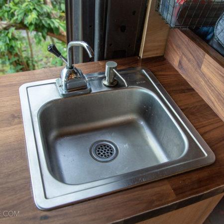 image for VanLife Part 5: Camper Van Kitchen Sink On a Budget