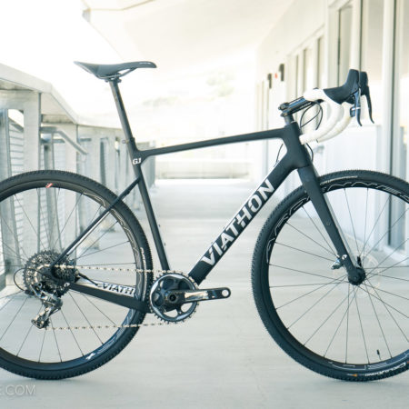 image for Viathon Carbon Gravel Bike – the Multi Surface G.1
