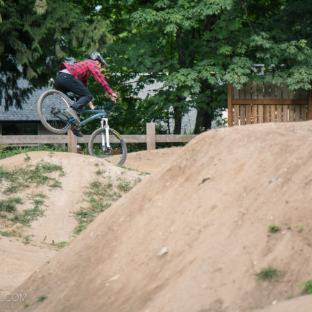 image for Bellingham, Washington: Whatcom Falls Pump Track