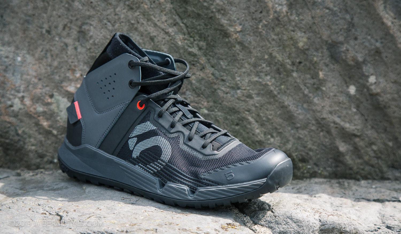 Crankworx New Shoe Preview: the