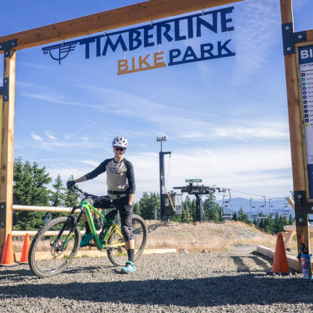 image for First Rides at the new Timberline Bike Park (Video)