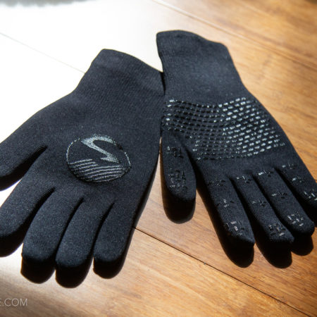 image for Review: Showers Pass Crosspoint Knit Waterproof Gloves