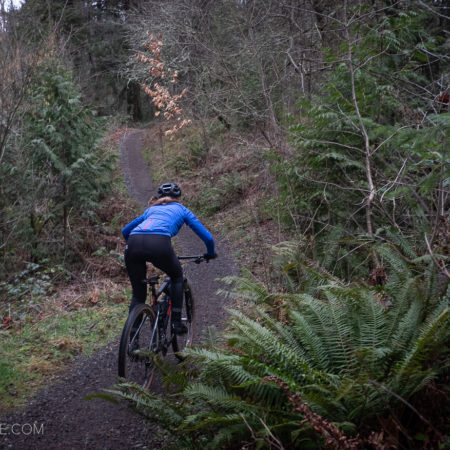 image for Portland by Bike: the Springwater Corridor to the East Buttes