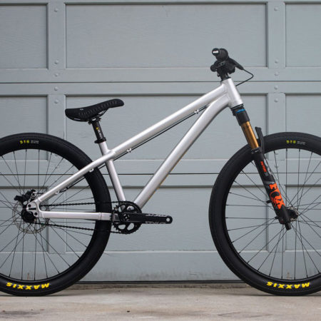 image for Ask Bermstyle: What Size Santa Cruz Jackal Dirt Jumper Do I Buy? Plus – DJ Forks?