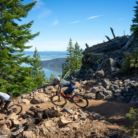 image for Southern Oregon Trail Destinations: Spence Mountain, Klamath Falls