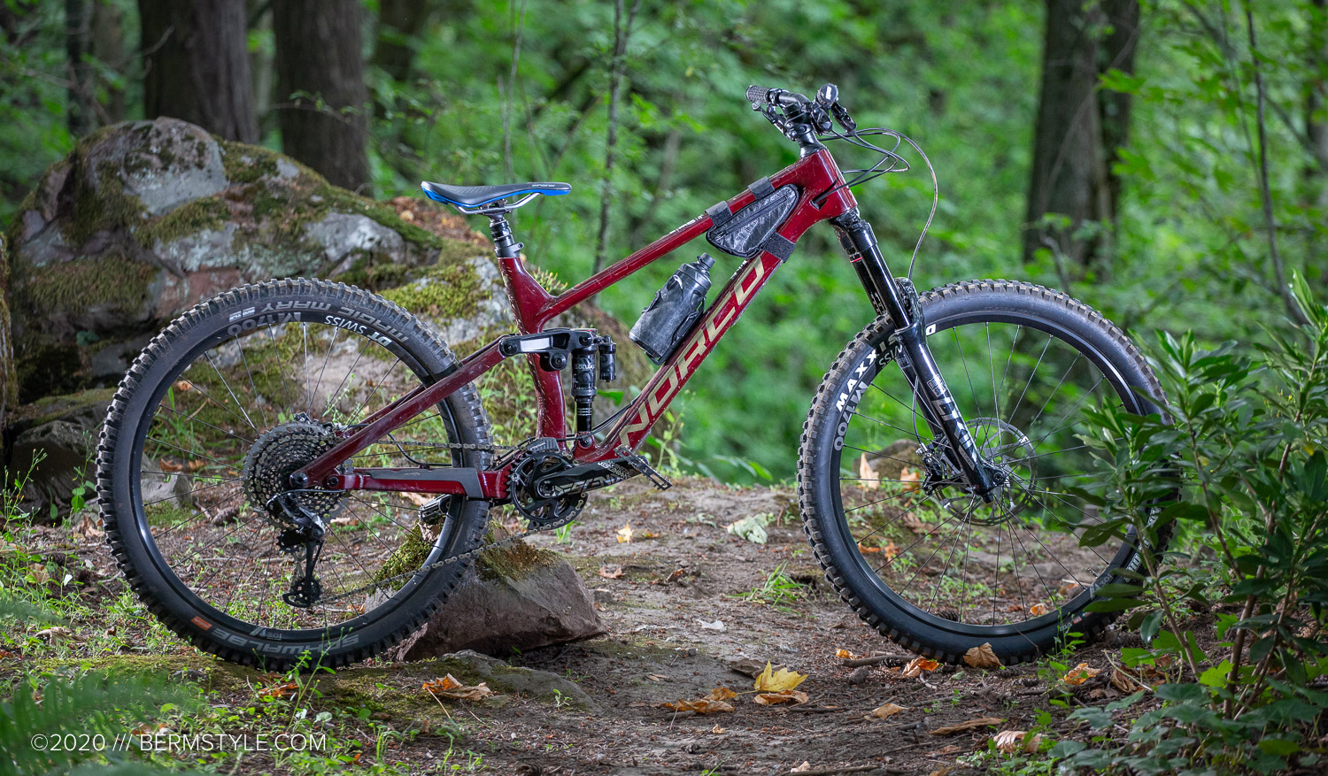 Review 2020 Norco Sight C 27 5