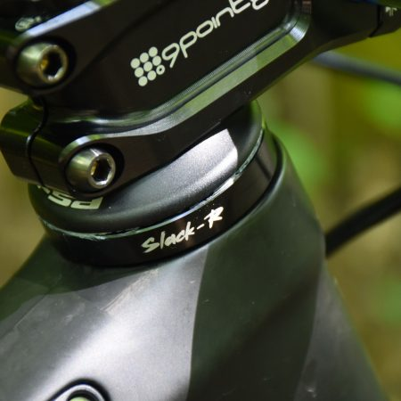 image for 9point8 Slack-R IS Head Tube Angle Adapter