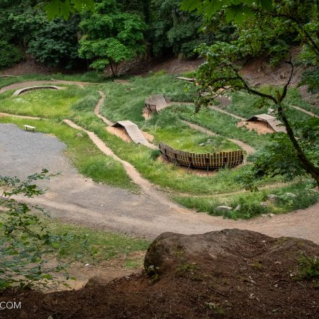 image for The Quarry Bicycle Skills Park – Waluga Park, Lake Oswego, OR