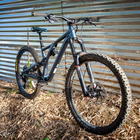 image for First Rides: the Specialized Stumpjumper EVO Alloy 27.5