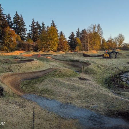 image for Portland, OR – Gateway Green Bike Park 2020 Phase II Build Journal (Updated 10/16/20)