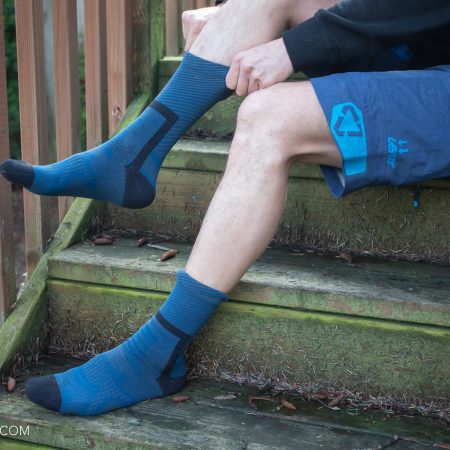 image for Review: Showers Pass Ultra-light Waterproof Socks