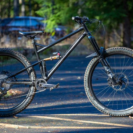 image for Bike Check: Joe Oshman's Custom Marino Dual Suspension Bike
