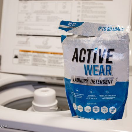 image for Review: Active Wear Laundry Detergent