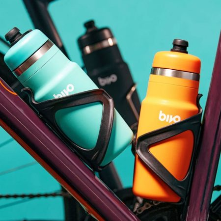 image for Bivo One Stainless Steel Cycling Water Bottle