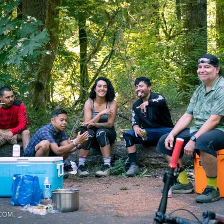 image for Community: the First PDX BIPOC MTB Ride at Sandy Ridge