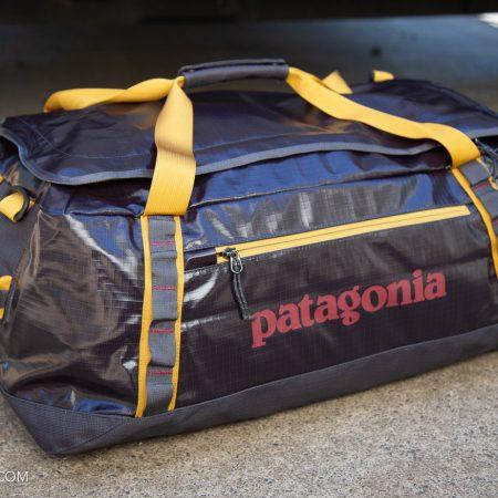 image for Review: Patagonia Black Hole Duffel Bag (55L)